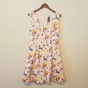 ModCloth Bird Dress